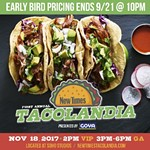 Miami New Times is proud to present Tacolandia, presented by GOYA